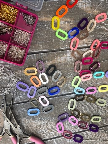chain necklace workshop
